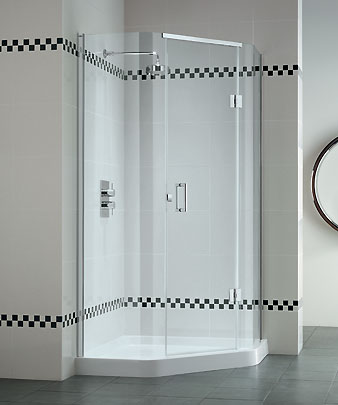 Matki Shower Enclosures Sliding Shower Enclosure
