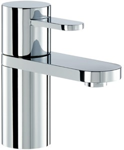 Mayfair Cielo Mono Basin Mixer Tap With Click-Clack Waste (Chrome)  By Mayfair