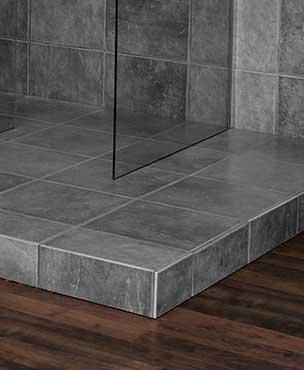 Merlyn Cube Walk-In Glass Option 3 By Merlyn