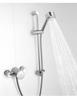 Mira Discovery Concentric Thermostatic Showers By Mira Showers