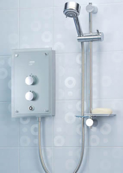 Mira Azora 9.8kW Electric Shower By Mira Showers