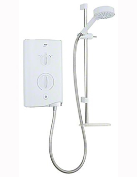 Mira Sport 9.8kW Electric Shower By Mira Showers
