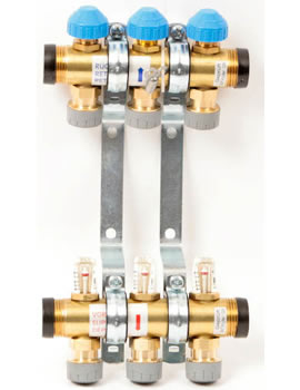 Polypipe Underfloor Heating Manifold 15mm  By Polypipe