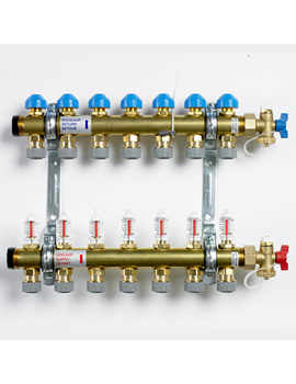 Polypipe Underfloor Heating Manifold 18mm  By Polypipe
