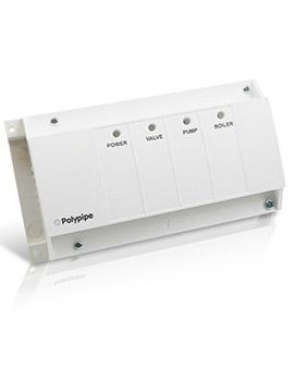 Polypipe Single Zone Master Control Unit By Polypipe