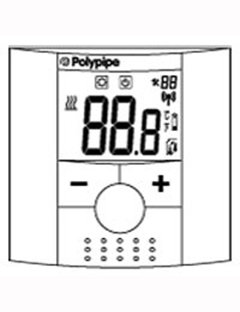 Polypipe Digital Thermostat  By Polypipe