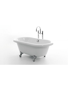 Royce Morgan Compact Miami Freestanding Bathtub By Royce Morgan