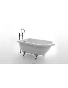 Royce Morgan Compact Orlando 1380 Freestanding Bathtub By Royce Morgan