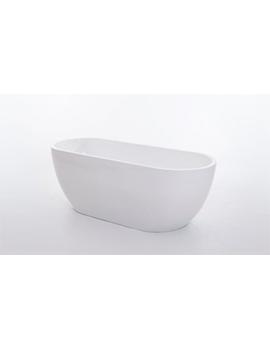 Royce Morgan Onyx Freestanding Bath By Royce Morgan