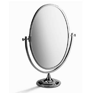 Samuel Heath Freestanding Oval Mirror
