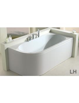Sheths Carron Status Offset Bath 1600 x 725mm  By Sheths