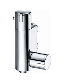 Sheths Vertical Thermostatic Douche Bar Valve Exposed  By Sheths