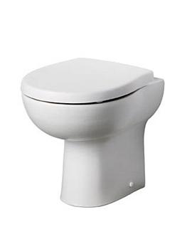 Sottini Secrets Swirl Back-To-Wall WC Pan  By Sottini