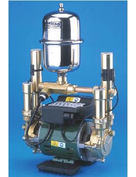 Stuart Turner Monsoon Negative Twin Shower Pump  By Stuart Turner