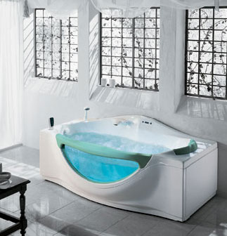 Inset whirlpool bath whirlpool bath whirlpool bath by jacuzzi - Teuco whirlpool ...