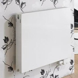 Ultra Heat Ultraheat High Double Planal Horizontal Radiator 600mm  By Ultra Heat