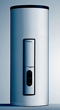 Vaillant Unistor Stainless Steel Cylinder By Vaillant
