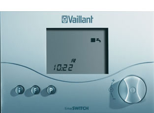 Vaillant 140 2 Channel Programmer By Vaillant
