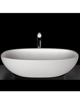 Victoria & Albert Barcelona 64 Rimless Countertop Basin VB-BAR-64  By Victoria & Albert