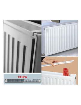 Vogel & Noot New Vienna Line Single Panel [K1SPG] Radiators 400mm High  By Vogel & Noot