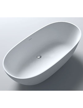 Waters Elements Cloud Freestanding Bath  By Waters