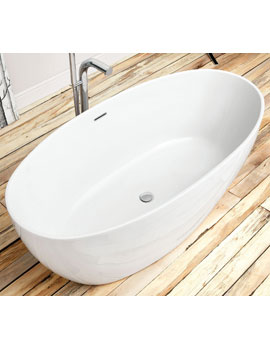Waters i-Line Stream Freestanding Bath  By Waters