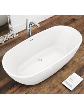 Waters i-Line Brook Freestanding Bath  By Waters