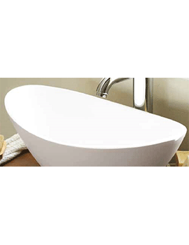 Waters Elements Breeze 500mm Countertop Basin  By Waters