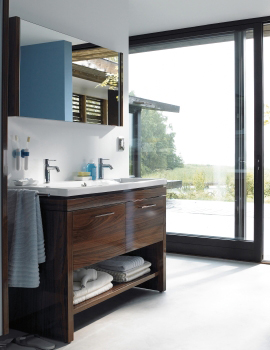 Duravit 2nd Floor Vanity Unit Incl. One Cut-Out